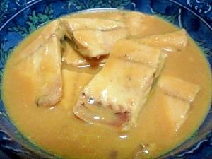 レンジでチン☆味噌だくさばの味噌煮