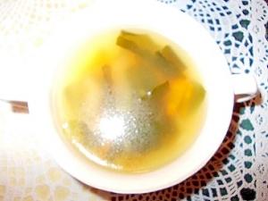 すっきりあっさり野菜スープ