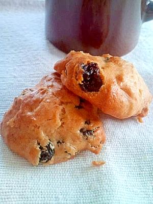 レーズンたっぷり!ソフトクッキー