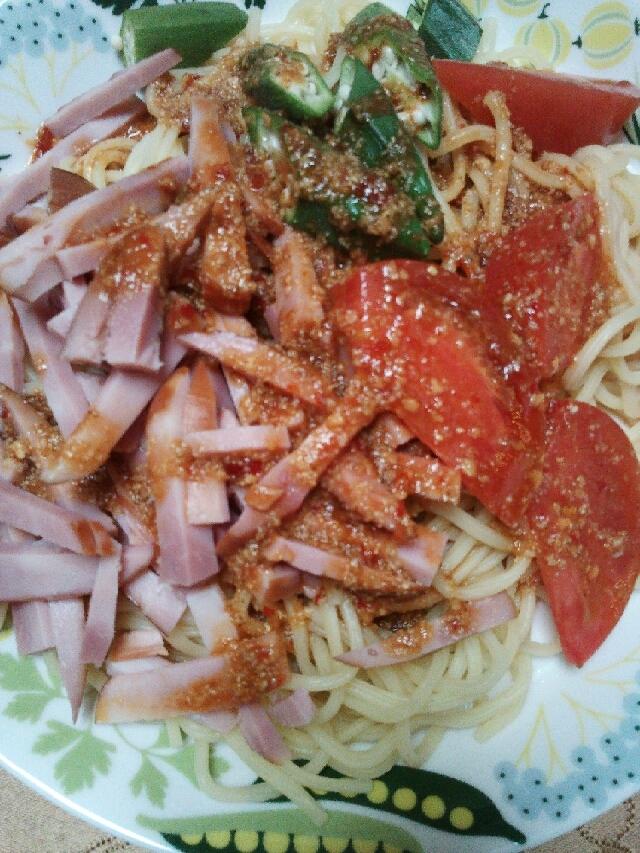 辛味噌中華麺