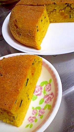 ホットケーキミックス 炊飯器ケーキ