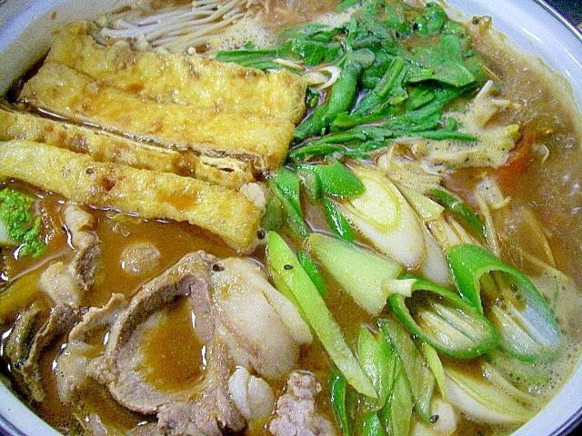 基本のぼたん鍋レシピ