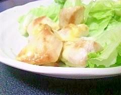 鶏胸肉のチーズ焼き