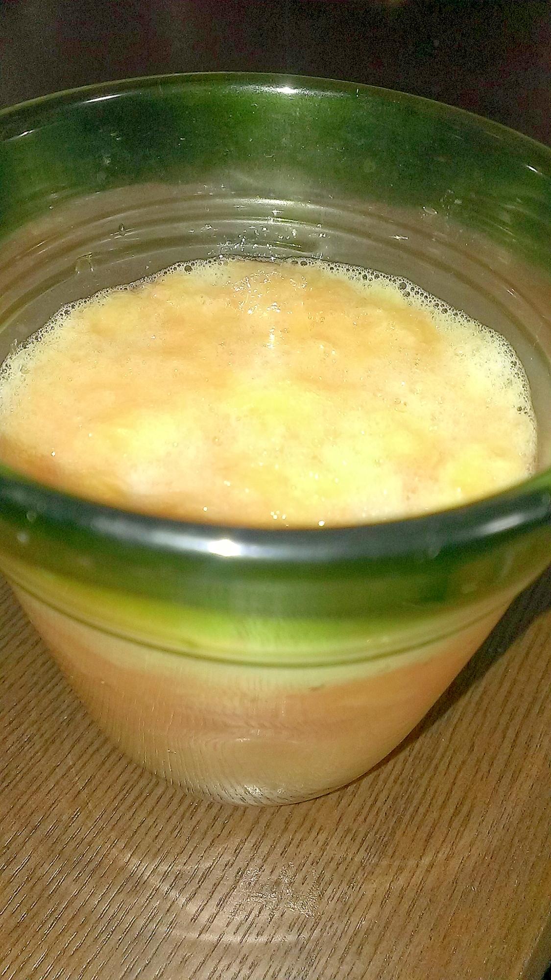 ハニーグレープフルーツジュース