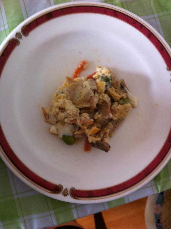 ヘルシー簡単★高野豆腐の炒め物★