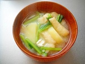 かぶ 味噌汁