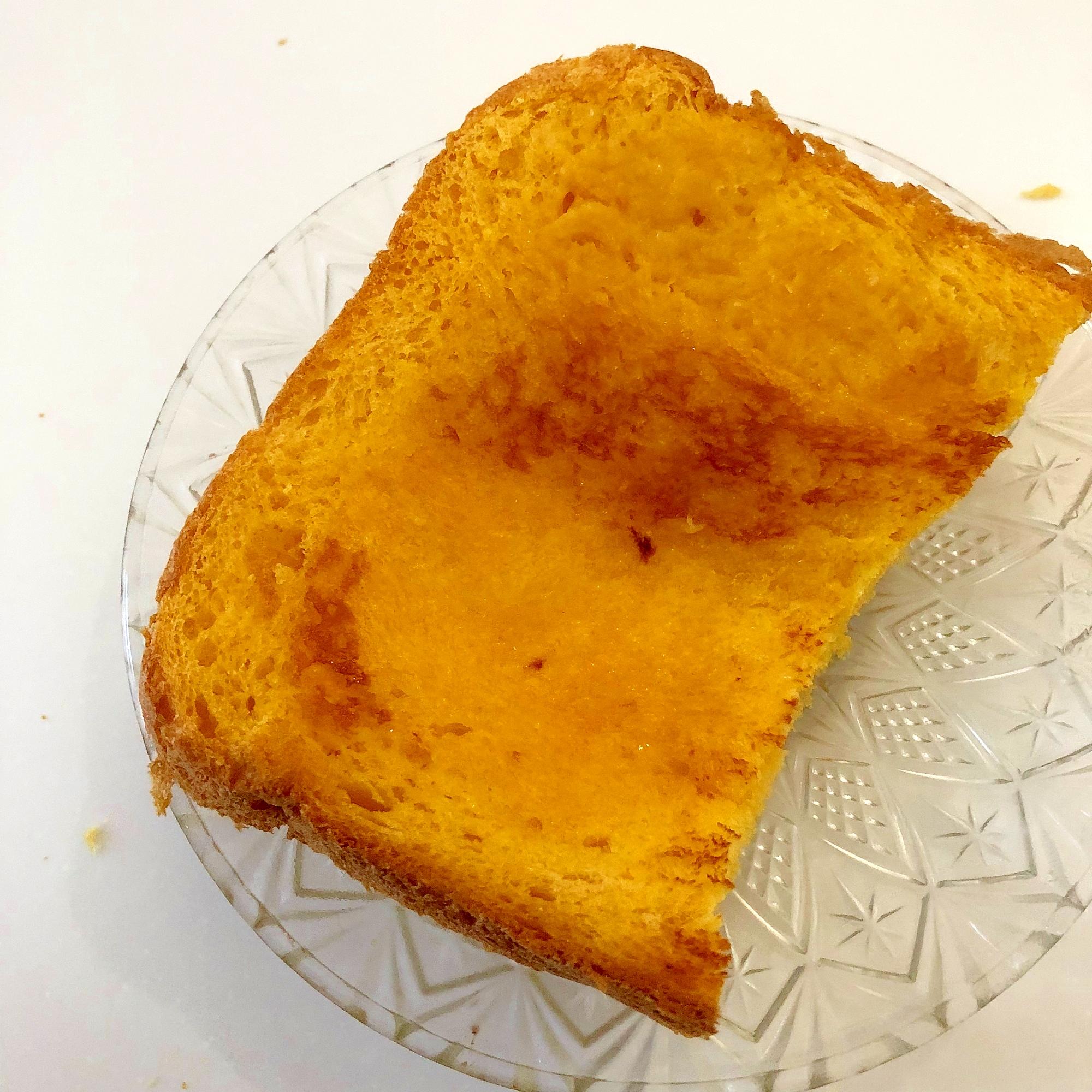 2. メープルバターきな粉トースト