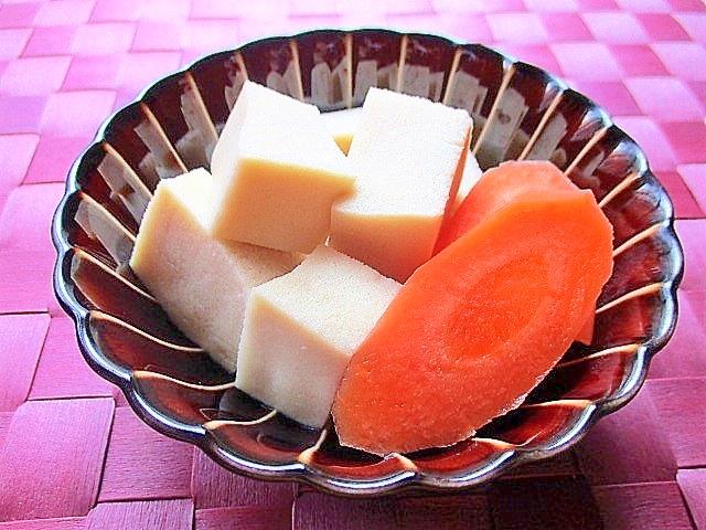 2.レンチンで簡単!高野豆腐の煮物