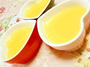 ぷるるん香りよい杏仁マンゴー豆腐