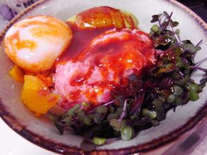 【超簡単】韓国ダレを使った五色丼