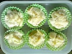 お弁当★冷凍カップミニグラタン