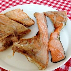 鮭 かま レシピ