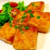 簡単節約♪うちのガリバタ豆腐ステーキの参考画像