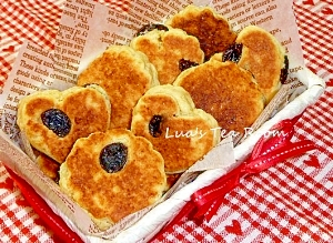 ウェルシュケーキイギリスの焼き菓子