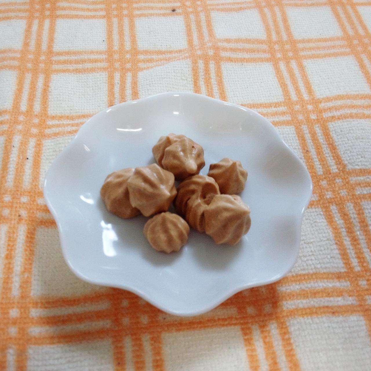 5. ココアのメレンゲクッキー