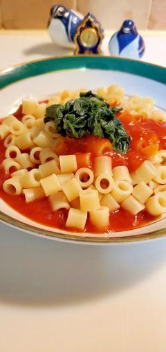 レストランの味☆ナポリタンマカロニ