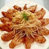 塩麹と焼き肉のタレで☆ジューシー豚トロ焼き