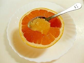 甘くなれ♪グレープフルーツ