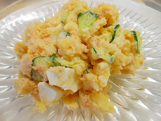 ☆タラモサラダ(卵、胡瓜入り)★
