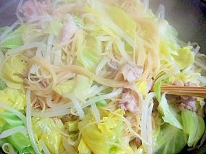 野菜モリモリ焼きビーフン