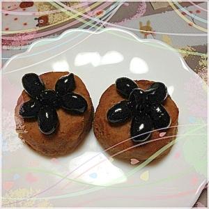 黒豆と3種類の甘~い和菓子