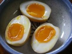 超簡単!味付け卵