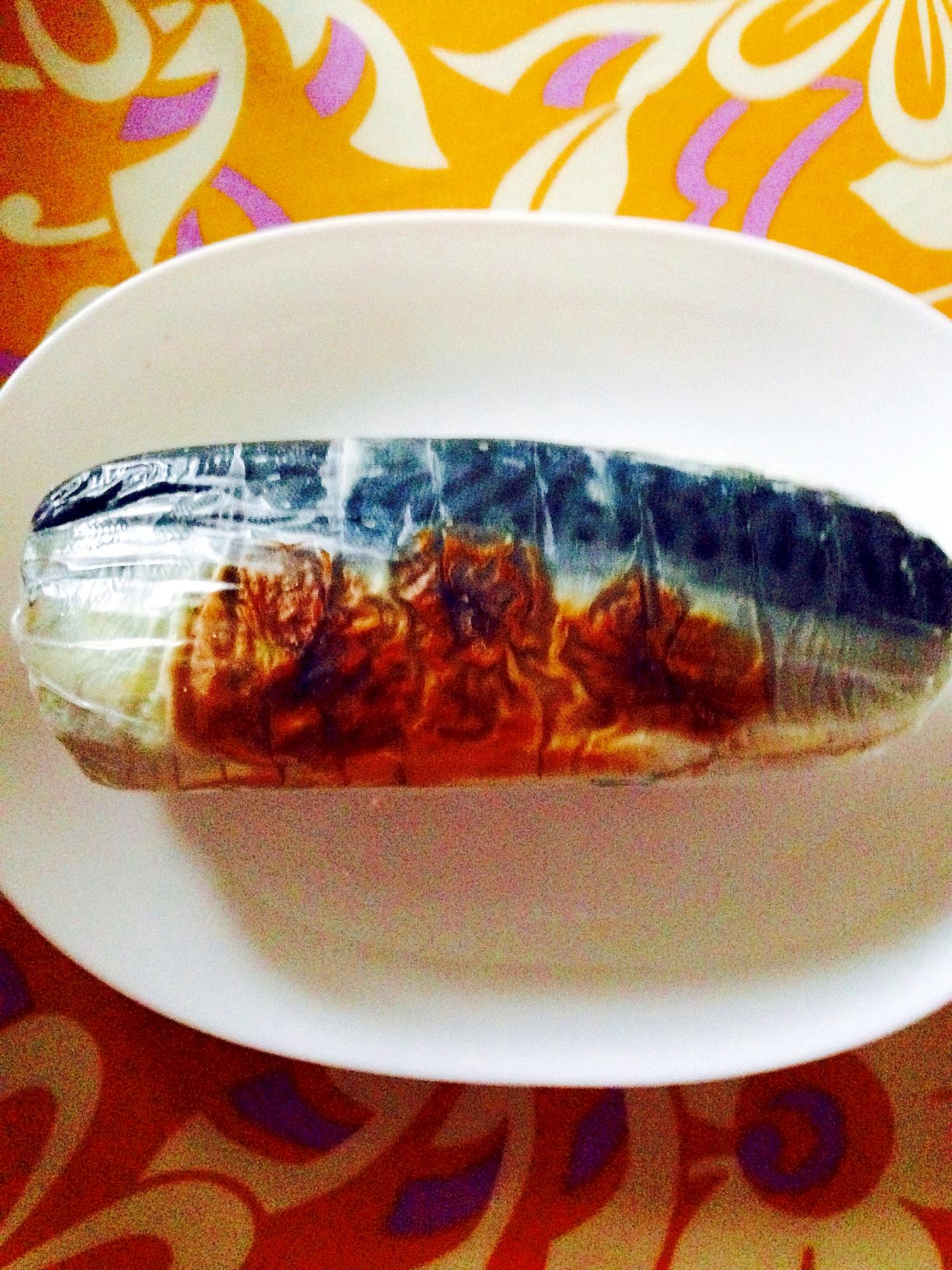 簡単!美味しい焼鯖寿司