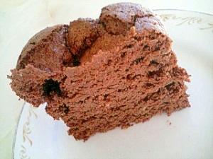 お から チョコ ケーキ