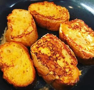 フレンチトースト の 美味しい 作り方
