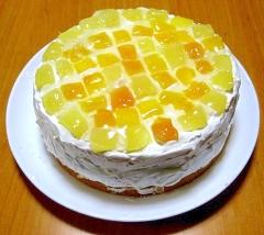 モザイクケーキ