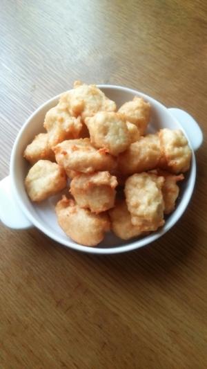 チキンナゲット 豆腐