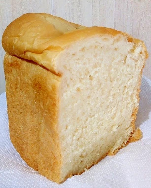 HBの単独コースで食パン