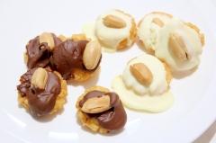 自分で作る♥チョコレート揚げせんべい