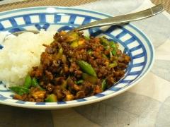 肉不使用★豆腐のドライカレー