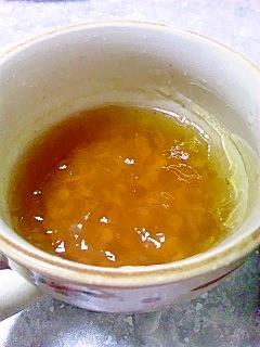 花粉症対策に甜茶ゼリー