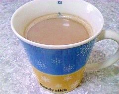 大人のココアコーヒー