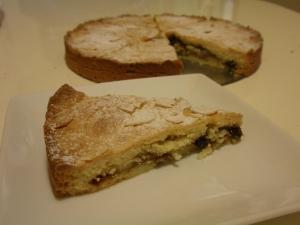 ルバーブのサンドケーキ