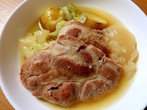 豚 肩 ロース 料理