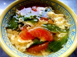 トマトレタス☆スープ