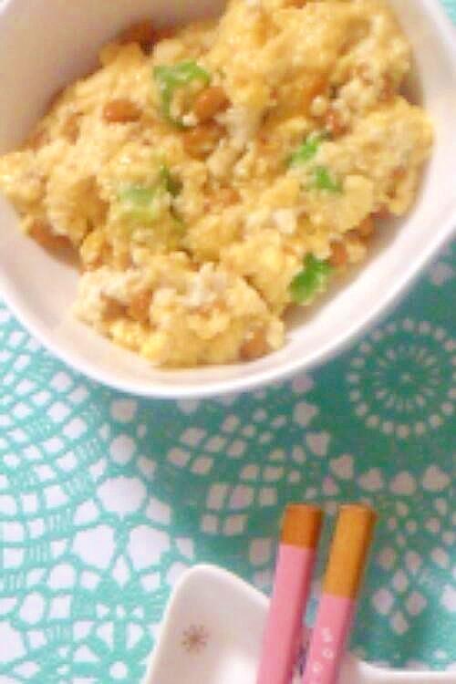 簡単小鉢♪豆腐の和え物