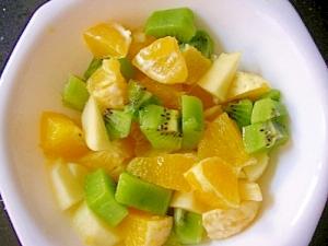 ミッション:夫に果物を食べさせる!