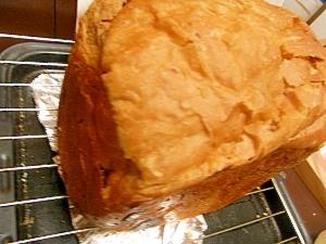 カプチーノ風味の食パン