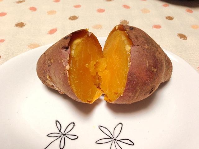 *とろーり蜜みたいな焼き芋*