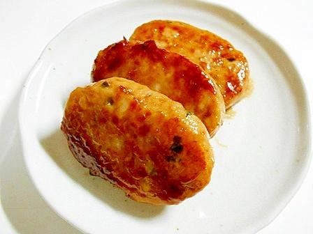 鶏つくねの照り焼きのタレ レシピ・作り方