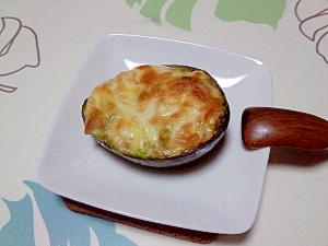 アボカド豆腐の和風グラタン++