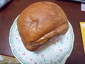 ホームベーカリーで!もちもちチョコレートパン