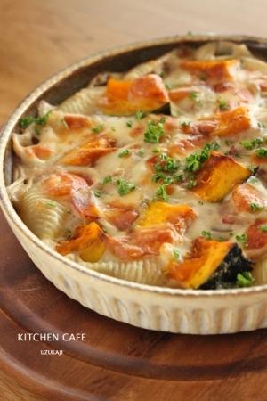 かぼちゃ グラタン レシピ