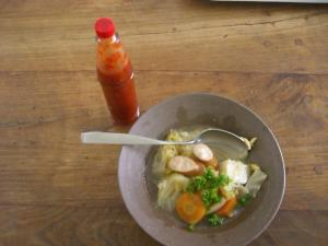 食欲の出るスープ