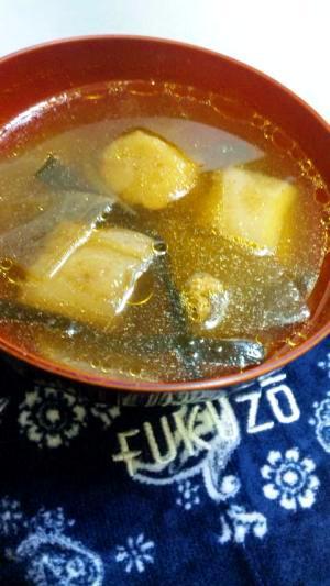 あったまるぅコチュジャンで具沢山スープ