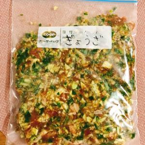 餃子 の たね レシピ